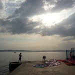 What a view! Parasailing at WSC